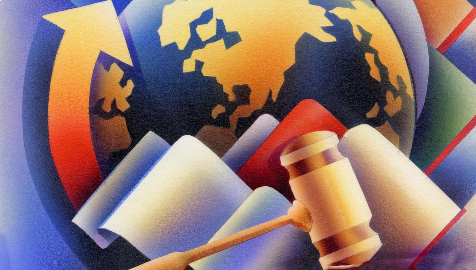 Система защиты прав и свобод человека и гражданина на международном уровне