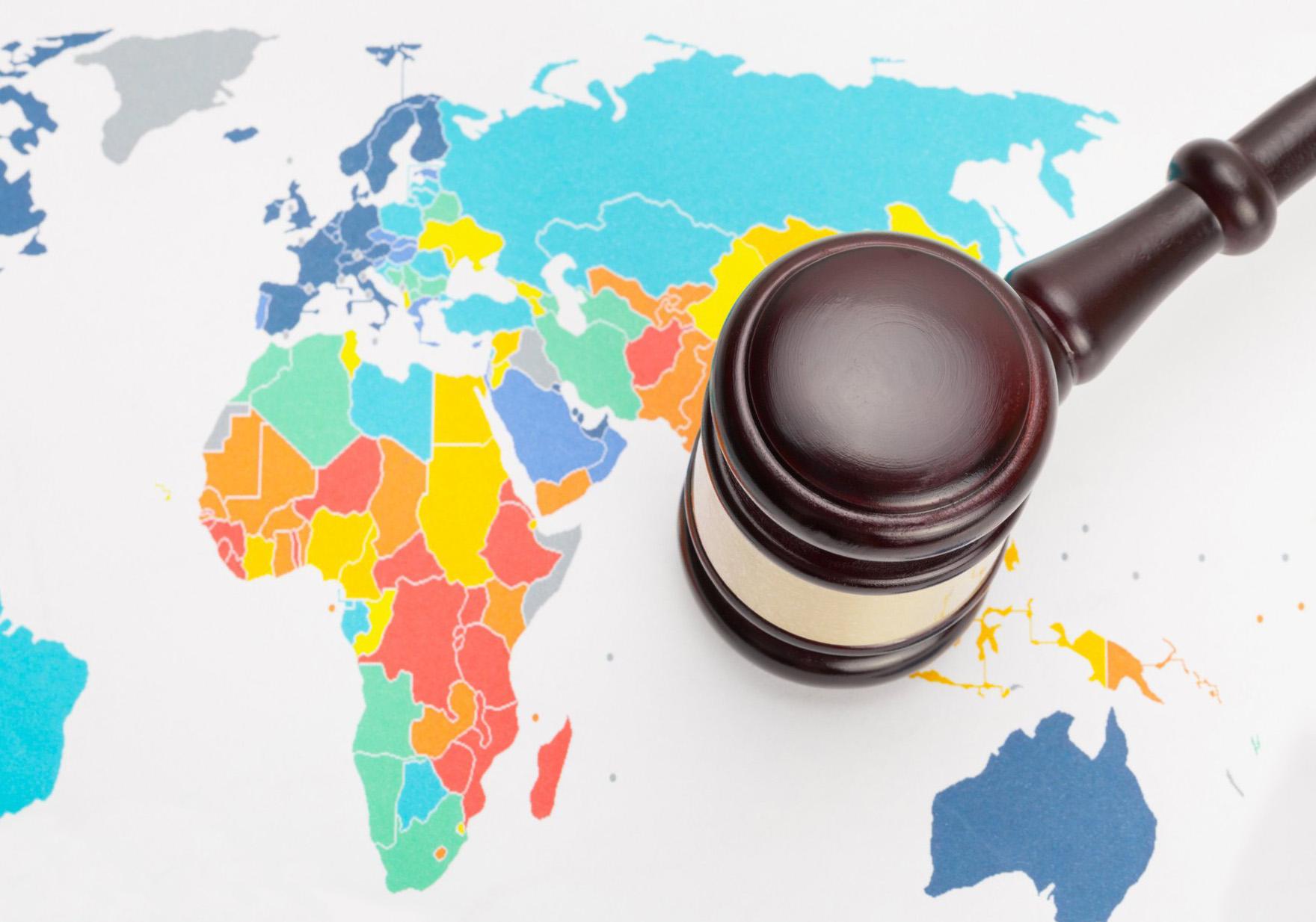 Субъекты международного права